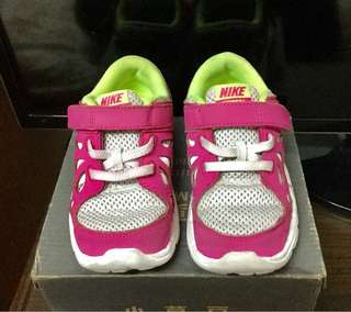Authentic Nike Rubber shoes for kids