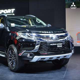 Pajero Sport Rockford Limited Ready