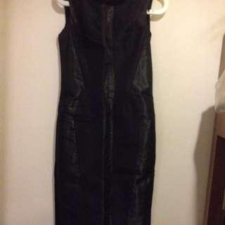 BALENCIAGA LITTLE BLACK DRESS size 36