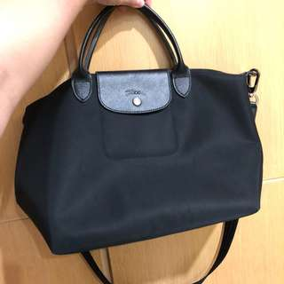 Authentic Longchamp Medium Size