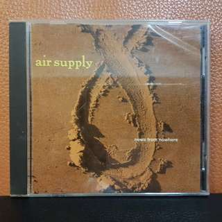 CD》Air Supply - News From Nowhere