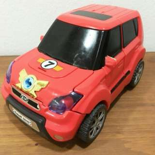 Transform KIA Car