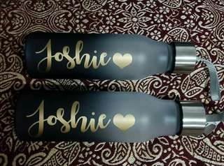 COUPLE personalized Tumbler