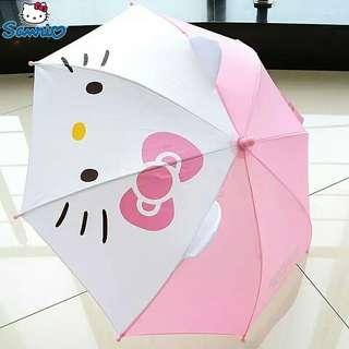 🌸〰韓版KT貓可愛雨傘〰🌸顏色可選〰🌸