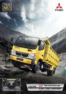 Mitsubishi COLT Diesel Truck
