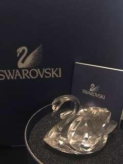 Swarovski 施華洛世奇水晶 天鵝擺設