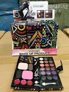 Anylady Make up kit Wallet style