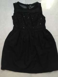Migaino Black dress