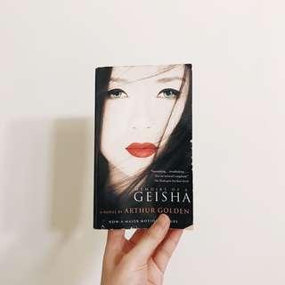 🚚 英文小說 藝伎回憶錄 Memoirs of a Geisha 英文小說