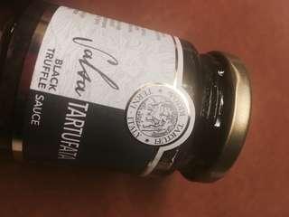 Poddi Black Truffle Sauce Mushroom 5% 意大利黑松露醬 90g