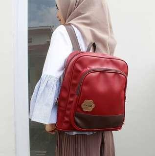 Backpack Monela Maroon