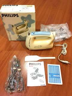 NEW Mixer Hand Philips Cucina HR1530