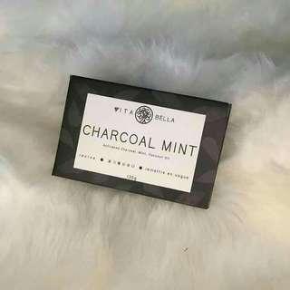 Charcoal Mint
