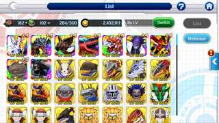 Account to sell