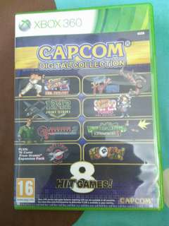 Xbox 360 Capcom digital collection
