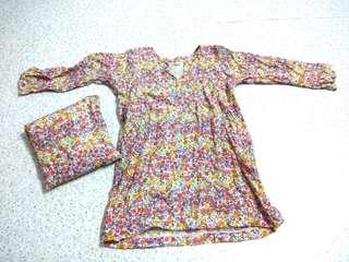 Baju Kurung Budak 5-6y