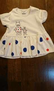 Baby charmer apparel 6-9 mths