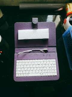 外接小鍵盤