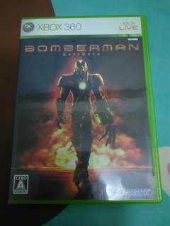 Xbox 360 bomberman act zero