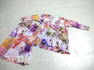Baju Kurung Budak 3y