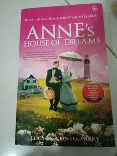 Anne house of dream (bahasa indonesia)