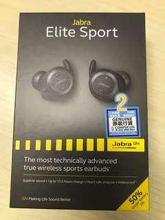 行貨 Jabra Elite Sport 升級版無線藍芽耳機