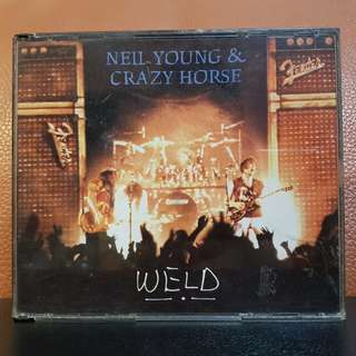 2CD》Neil Young & Crazy Horse - Weld