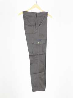 LONG CARGO GREY BOBBIESJEANS.CO SIZE 28-36