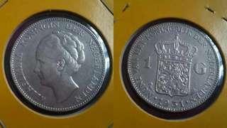 Nederland silver