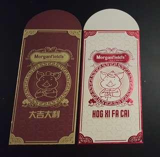 No181 Ang Pow Packets Morganfield #wincookies