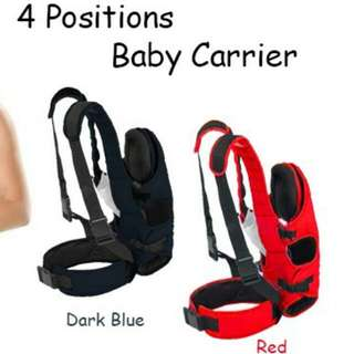 4 Position Baby Carier
