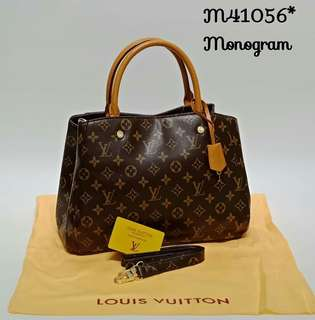 Louis Vuitton Montaigne Monogram