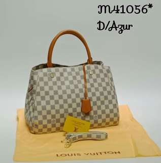 Louis Vuitton Montaigne Azur