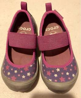 Crocs Girls' Duet Busy Day Mary Jane