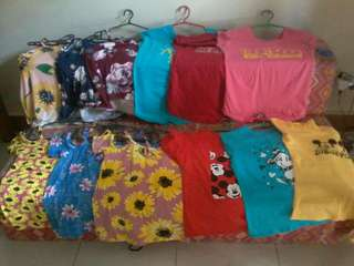 Free size top