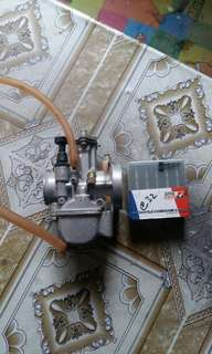 Carburater uma saiz 26+jet (017-4104101)