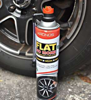 Kronos Flatnomore Tyre Sealant & Inflator 650ml