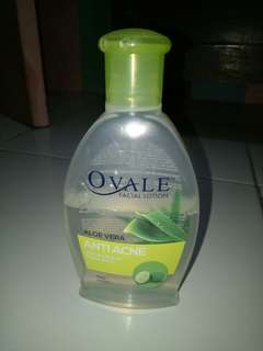 Preloved ovale facial lotion