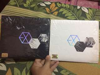 EXO K/M 'MAMA' Album