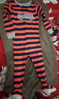 carters sleepsuit 18 months