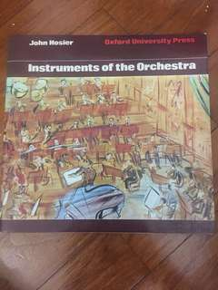 John hosier instruments of the orchestra