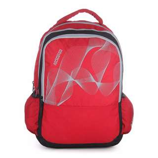 American Tourister by Samsonite Large Unisex Backpack (BACK2SCHOOL SALE!) 3,000Php converted price. SRP