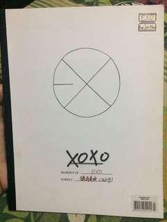 EXO 1st Album 'XOXO' (Chinese Ver.)