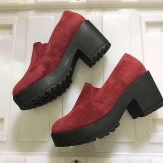 Japanese Platform Heels