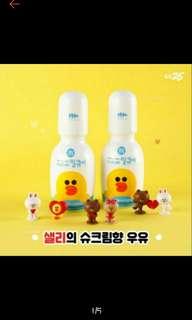 🚚 韓國GS25 Line Friends公仔 兔兔 熊大 莎莉