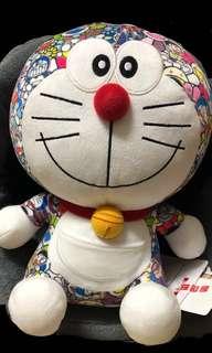 UNIQLO Doraemon x Takashi Murakami toy 多拉A夢 x 村上花 公仔