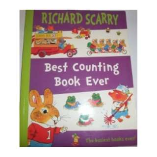 Richard Scarry - Best Counting Book Ever
