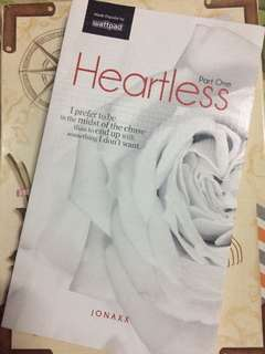JONAXX's Heartless (Part 1)