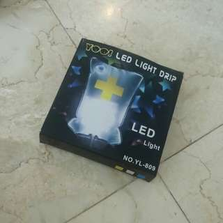 LED light drip no YL-809