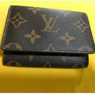 👉LV Card Wallet #brE